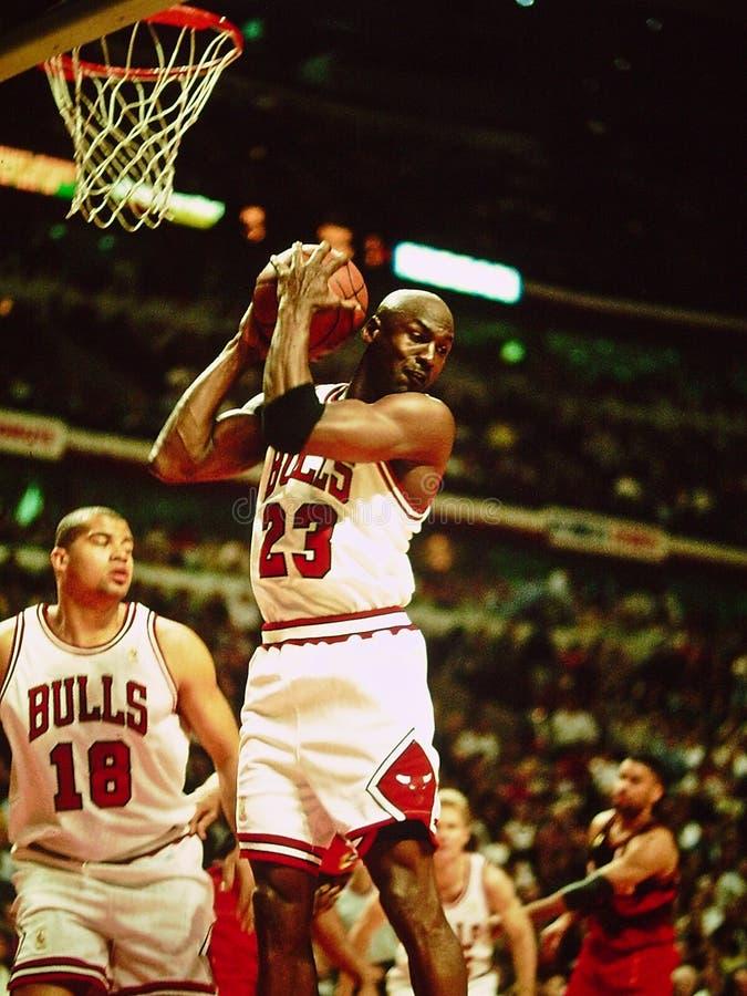 Free Michael Jordan Chicago Bulls Stock Photo - 26550500
