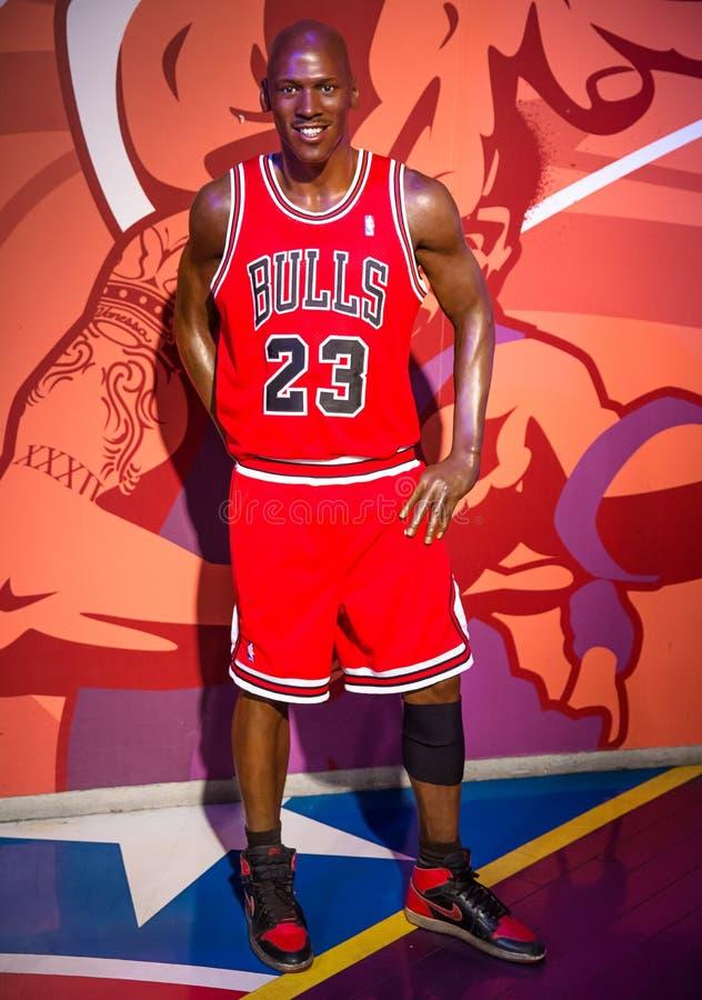 Michael Jordan royalty free stock photos