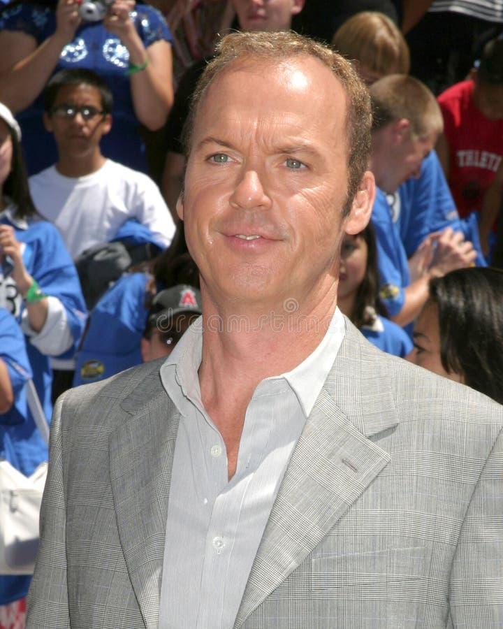 Michael Keaton immagini stock