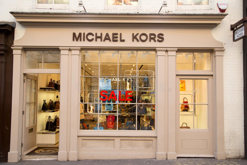 Michael Kors lizenzfreies stockfoto