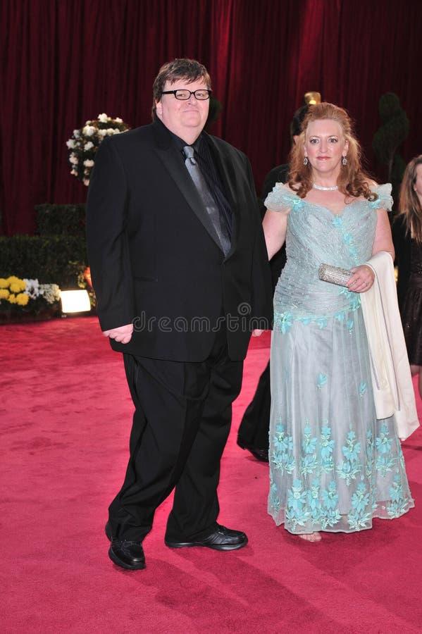 Michael Moore imagem de stock royalty free