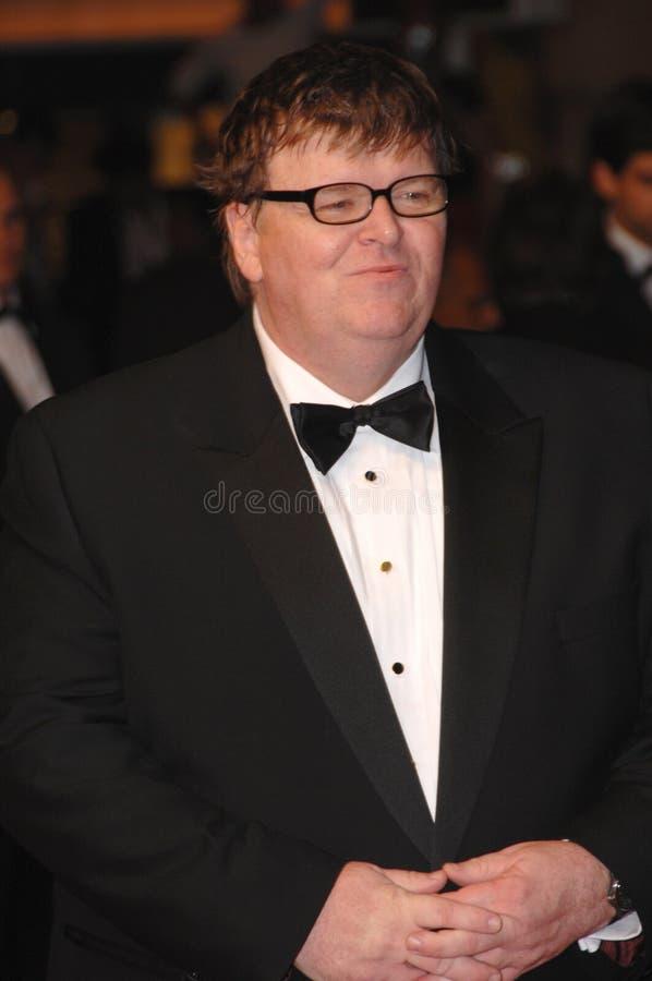 Michael Moore imagens de stock