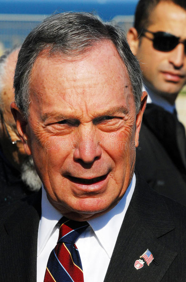 Michael Rubens Bloomberg fotografia de stock