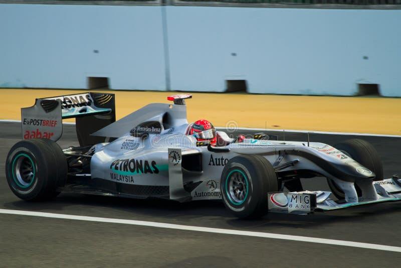 Michael Schumacher stock photos
