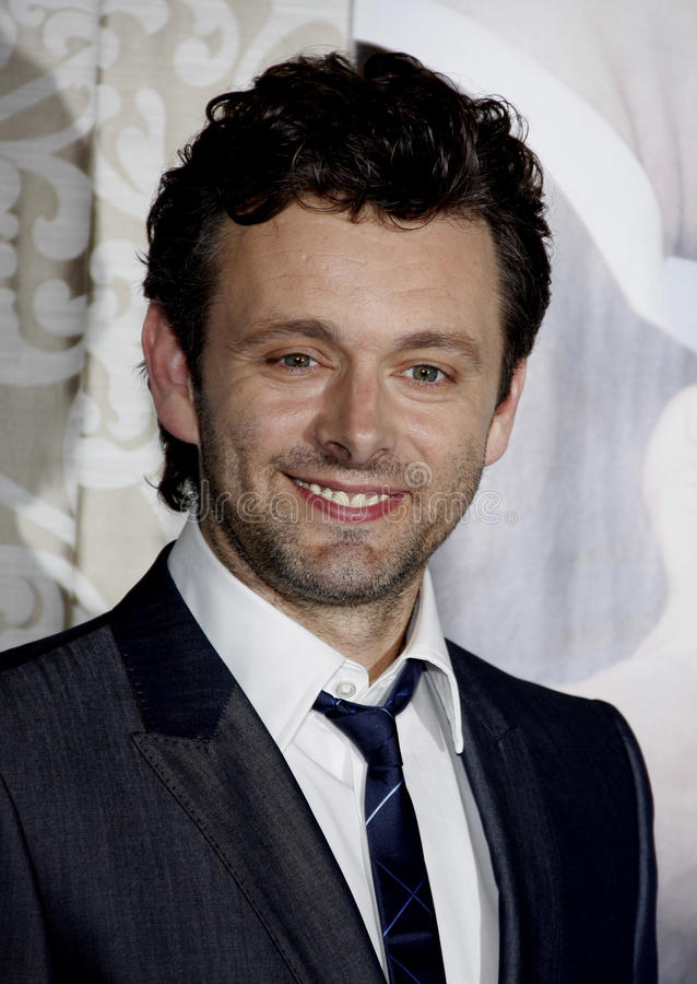 Michael Sheen. 19/05/2010 - Hollywood - Michael Sheen at the Los Angeles Premiere of The Special Relationship held at the Director's Guild of America in royalty free stock photography