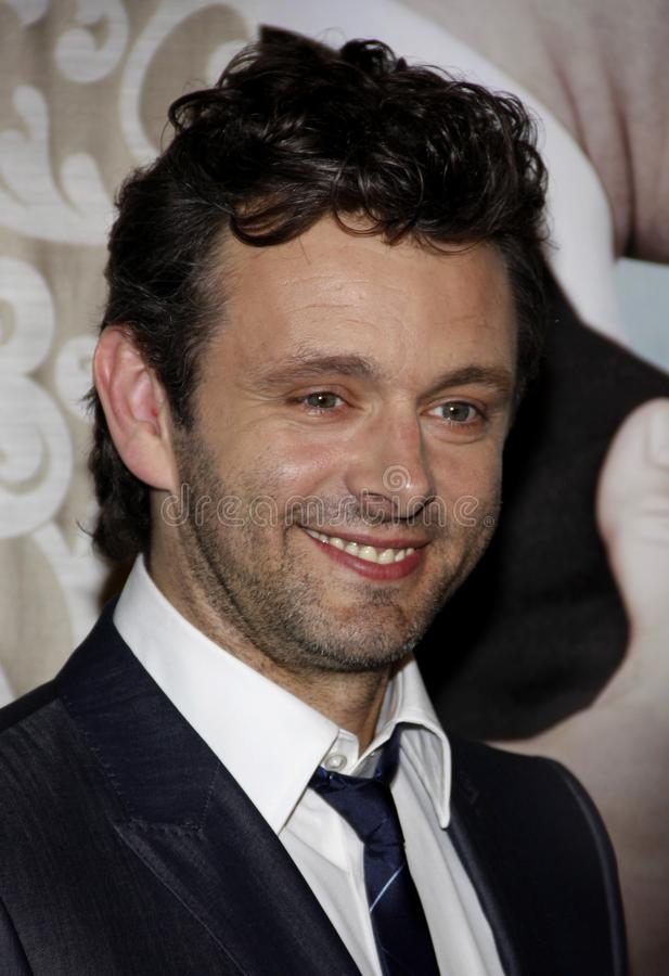 Michael Sheen. At the Los Angeles Premiere of `The Special Relationship` held at the Director`s Guild of America in Hollywood, California, United States on May royalty free stock image
