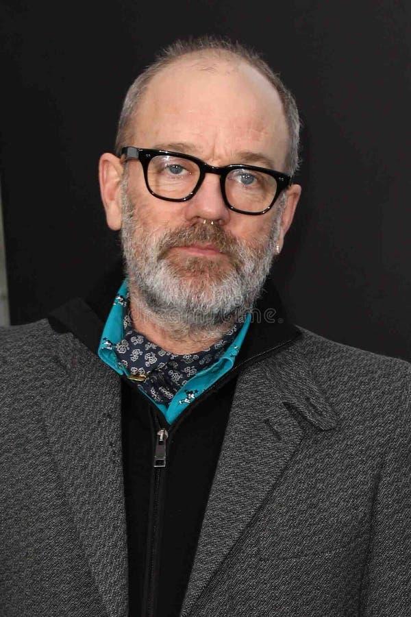 Michael Stipe royaltyfria bilder