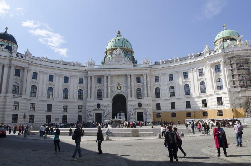 Download Michaelerplatz Square In Vienna, Austria Editorial Stock Photo - Image: 33514653