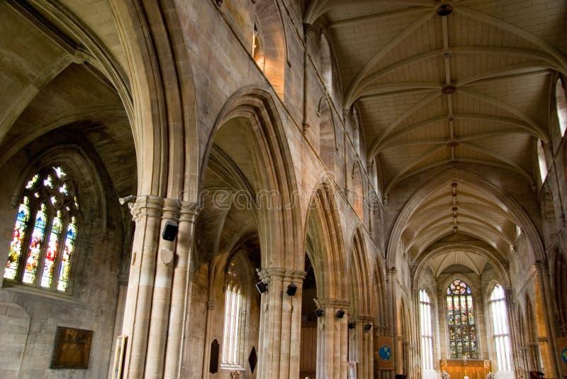 Michaels Linlithgow Kościoła Św. Obrazy Royalty Free