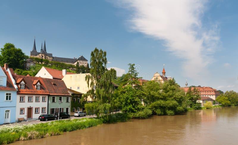 Michaelsberg Abbey, Bamberg Stock Images