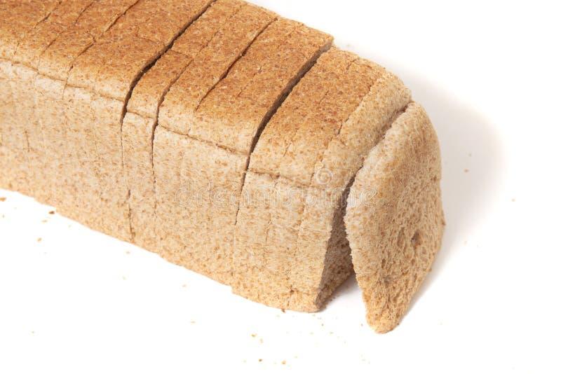 miche de pain rectangulaire photographie stock