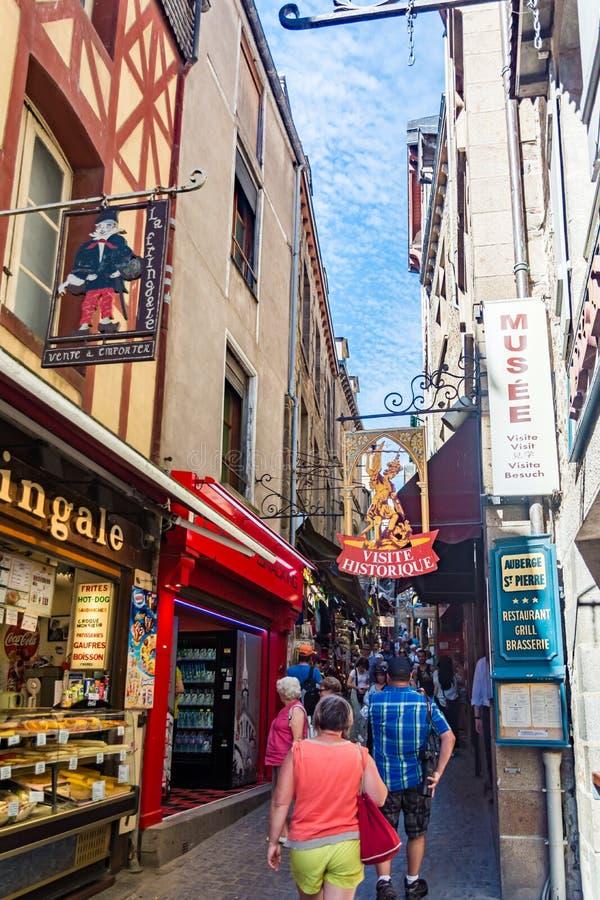 Michel, Francja obrazy royalty free