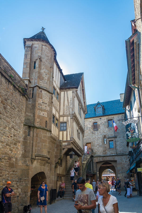 Michel, Francja zdjęcia stock