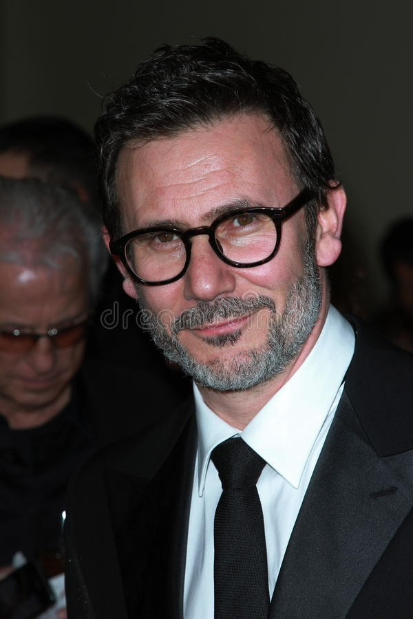 Michel Hazanavicius Editorial Photo
