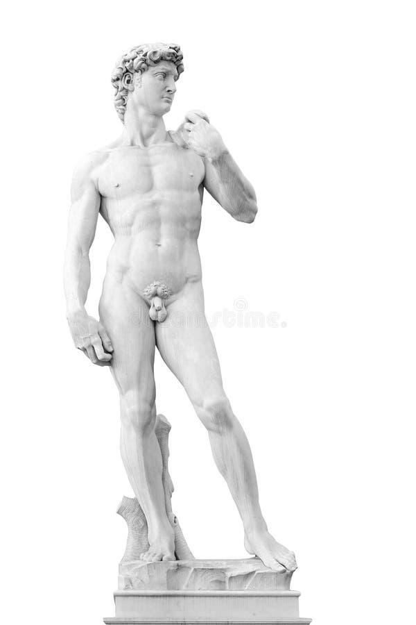 michelagelo s του Δαβίδ στοκ εικόνες