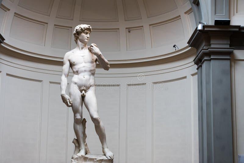 michelangelo του Δαβίδ στοκ εικόνες