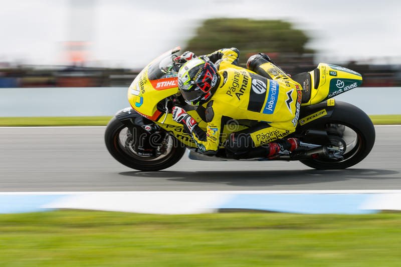 Michelin Australian Motorcycle Grand Prix 2016 photos libres de droits