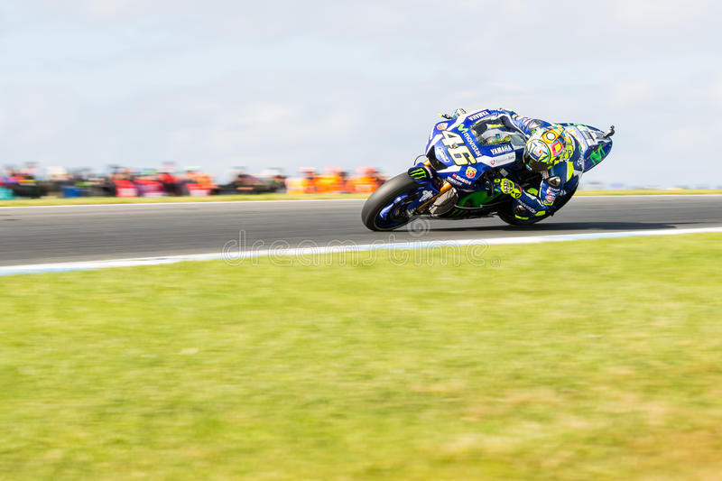 Michelin Australian Motorcycle Grand Prix 2016 foto de stock royalty free