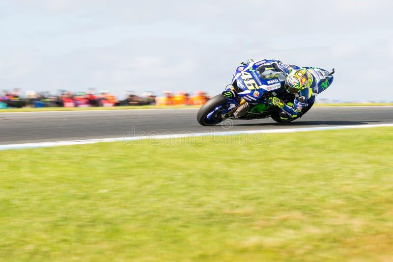 Michelin Australian Motorcycle Grand Prix 2016 photo libre de droits