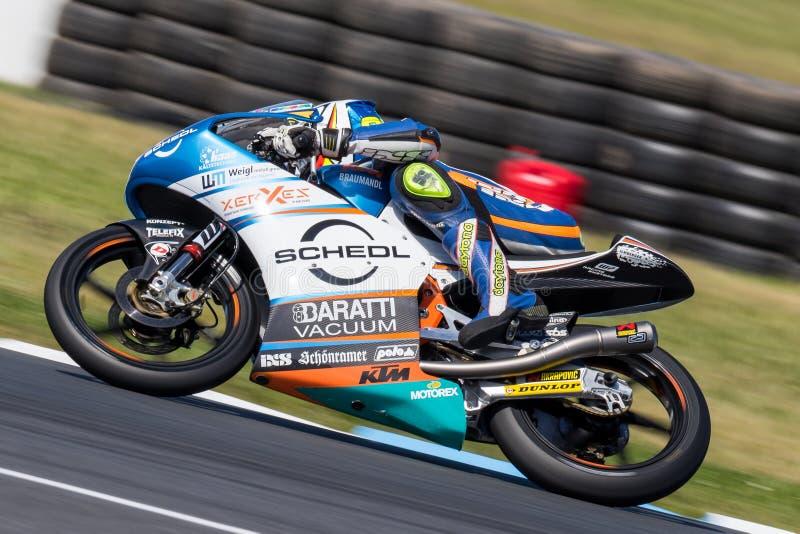 2016 Michelin Australian Motorcycle Grand Prix royalty free stock photos