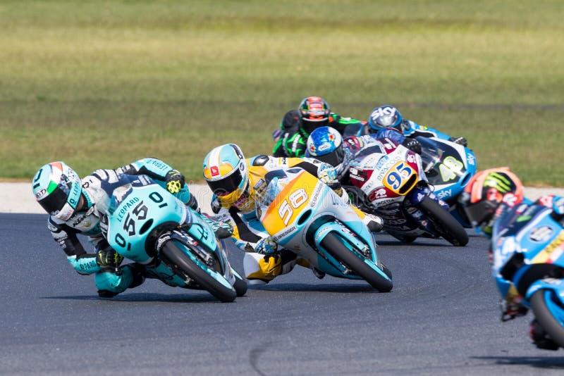 Michelin Australian Motorcycle Grandprix 2016 lizenzfreies stockbild