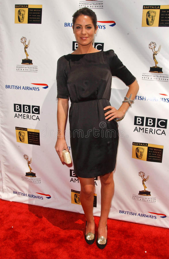 Michelle Borth. At the 5th Annual BAFTA-LA Tea Party honoring Emmy Nominees. Wattles Mansion, Los Angeles, CA. 09-15-07 royalty free stock photos