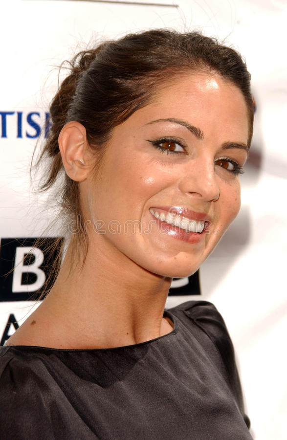 Michelle Borth. At the 5th Annual BAFTA-LA Tea Party honoring Emmy Nominees. Wattles Mansion, Los Angeles, CA. 09-15-07 royalty free stock image