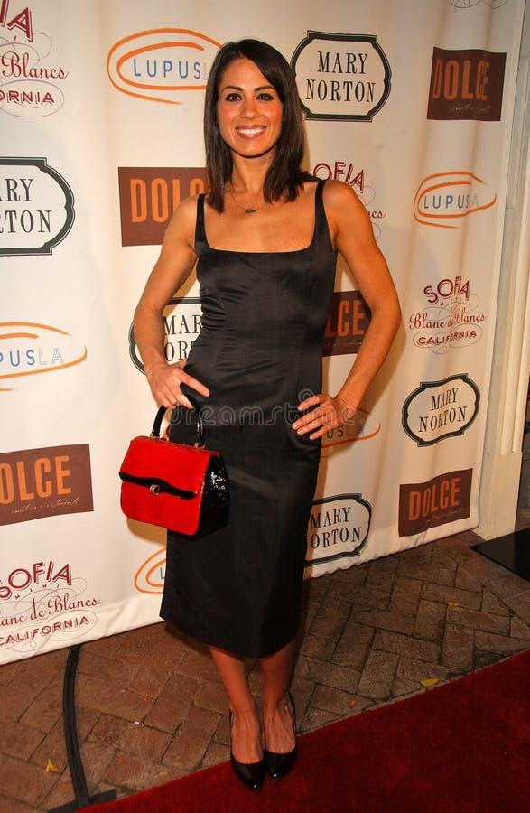 Michelle Borth. At Moonlight & Magnolias to benefit Lupus LA, Mary Norton, Los Angeles, CA 09-25-07 royalty free stock photography