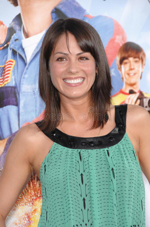 Michelle Borth. At the Los Angeles premiere of Hot Rod at the Grauman's Chinese Theatre, Hollywood. July 27, 2007 Los Angeles, CA Picture: Paul Smith / stock images