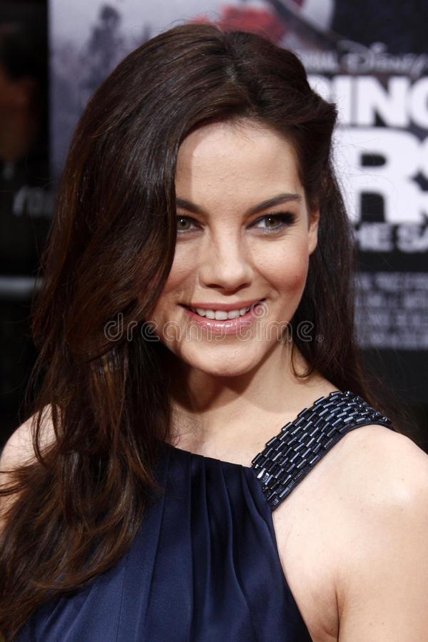 Download Michelle Monaghan editorial photo. Image of arrives, theater - 26540371