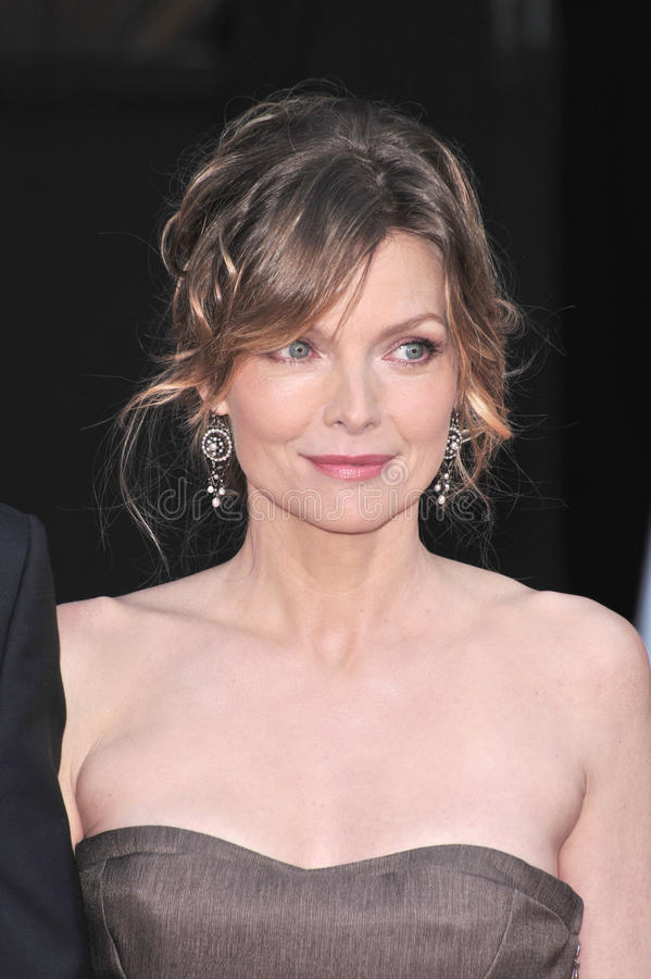 Download Michelle Pfeiffer editorial stock photo. Image of 14th - 23086223