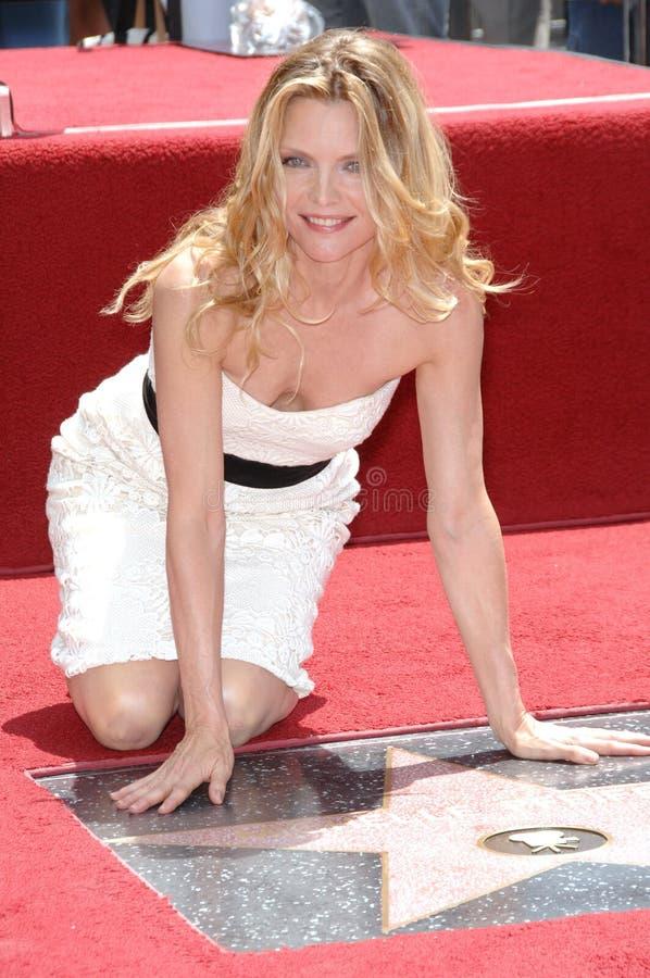 Michelle Pfeiffer Editorial Stock Photo