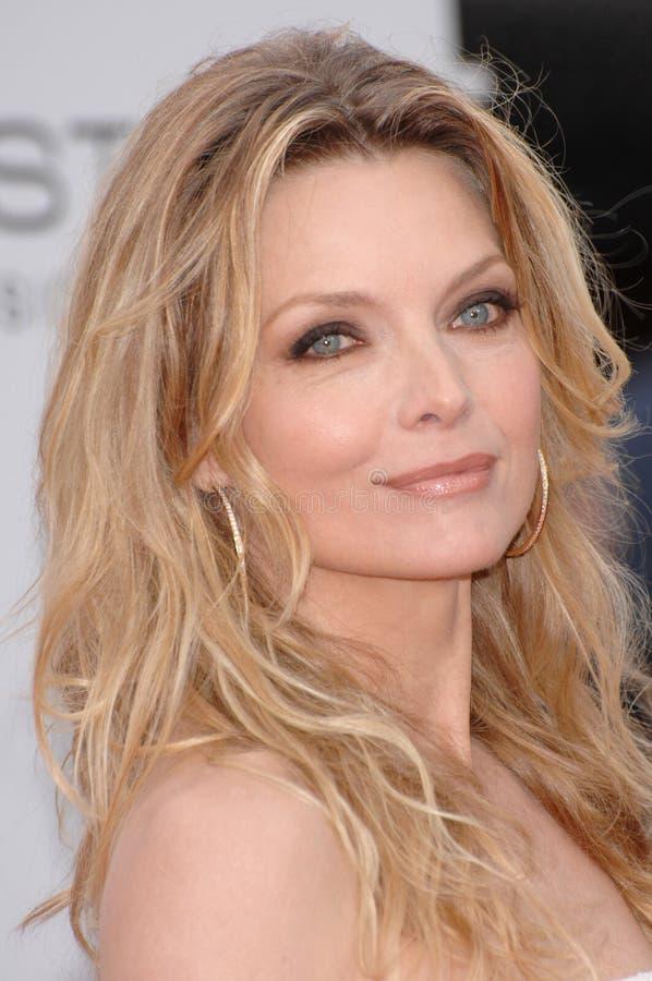 Michelle Pfeiffer imagen de archivo libre de regalías
