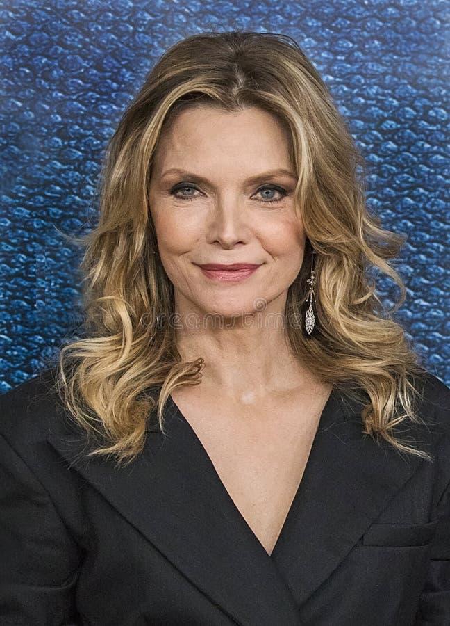 Michelle Pfeiffer photo stock