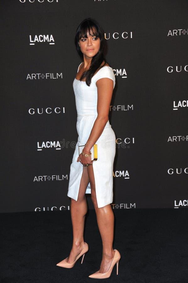 Michelle Rodriguez photographie stock libre de droits