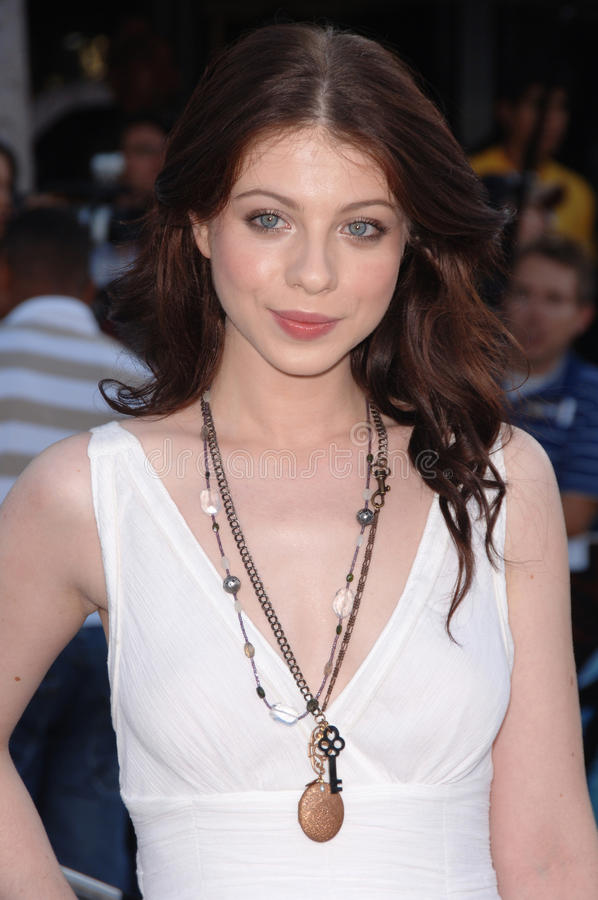 Michelle Trachtenberg, Superman royalty-vrije stock foto