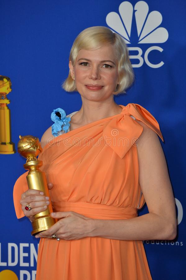 Michelle Williams stock images