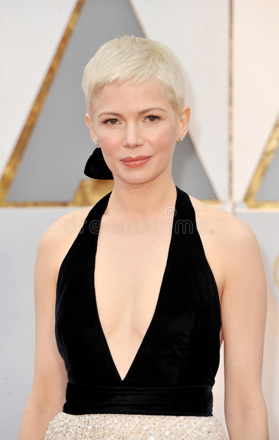 Michelle Williams royalty free stock images