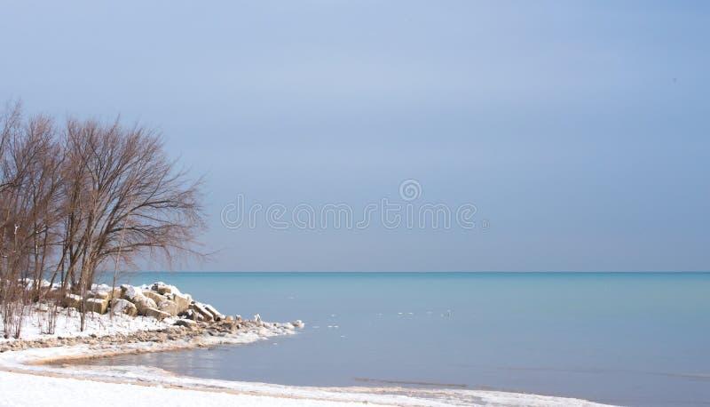 Michigan See lizenzfreie stockbilder
