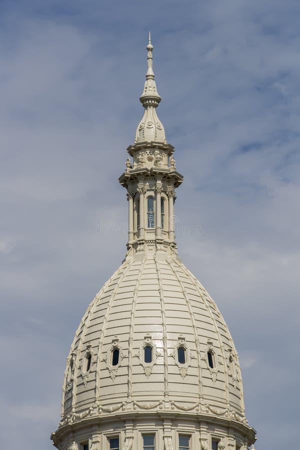 Michigan State Capitol stock photos