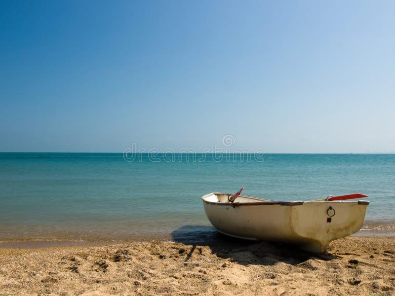 Michiganseeküstenlinie stockfoto
