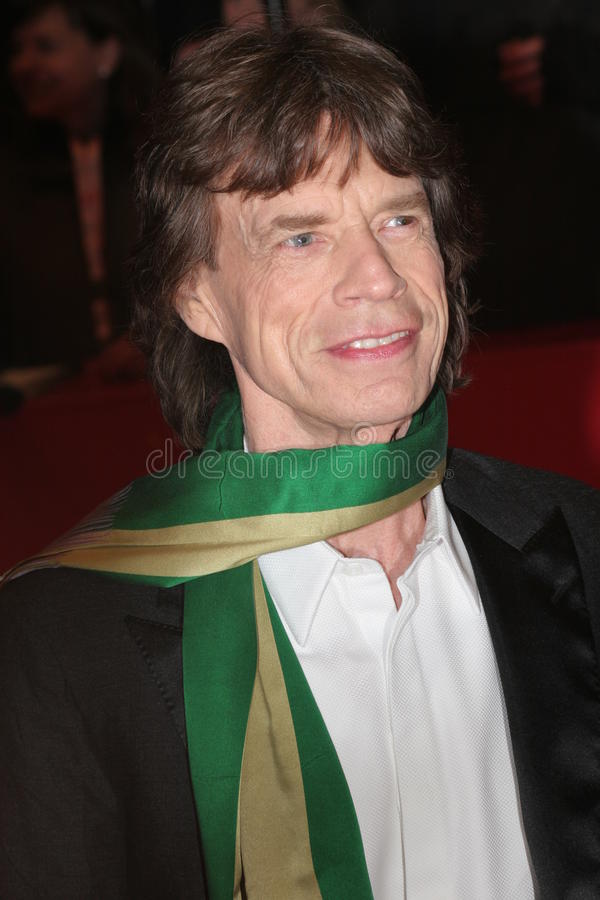 Mick Jagger fotos de stock royalty free