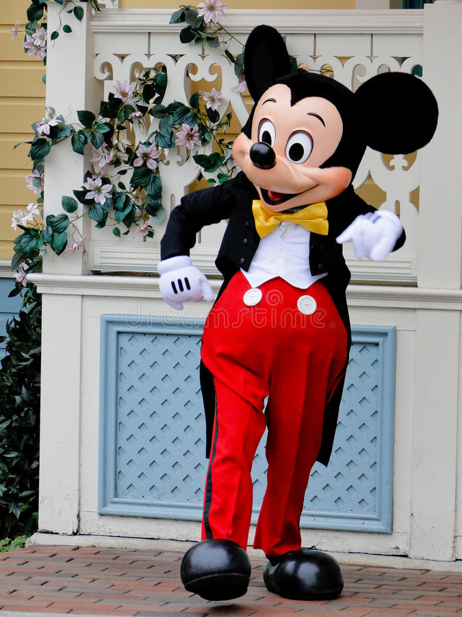 Mickey Mouse imagem de stock royalty free