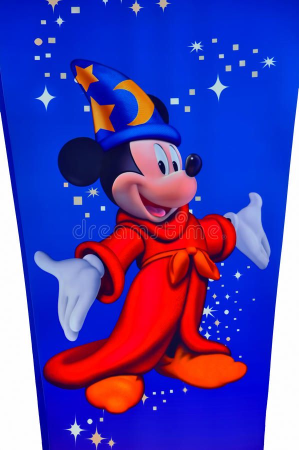 Mickey Mouse Editorial Image