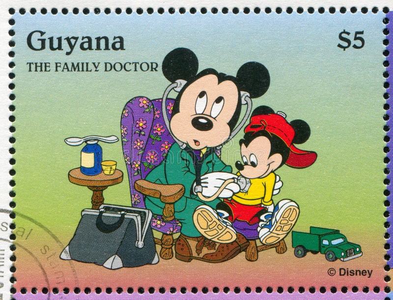 Mickey Mouse imagens de stock royalty free