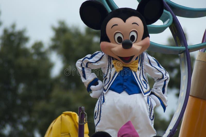 Mickey Mouse de Walt Disney image stock