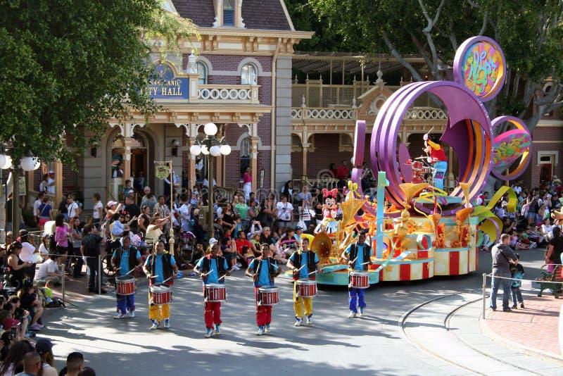 Mickey S Soundsetional Parade Editorial Photo