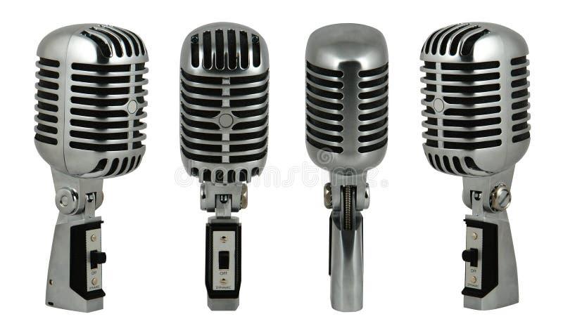 Micrófono 2 foto de archivo libre de regalías