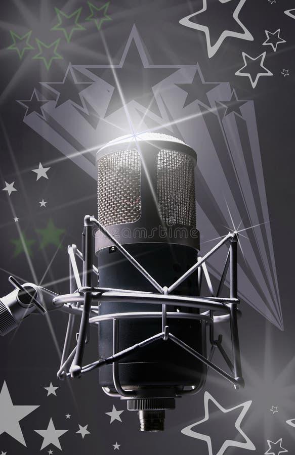 Micrófono libre illustration