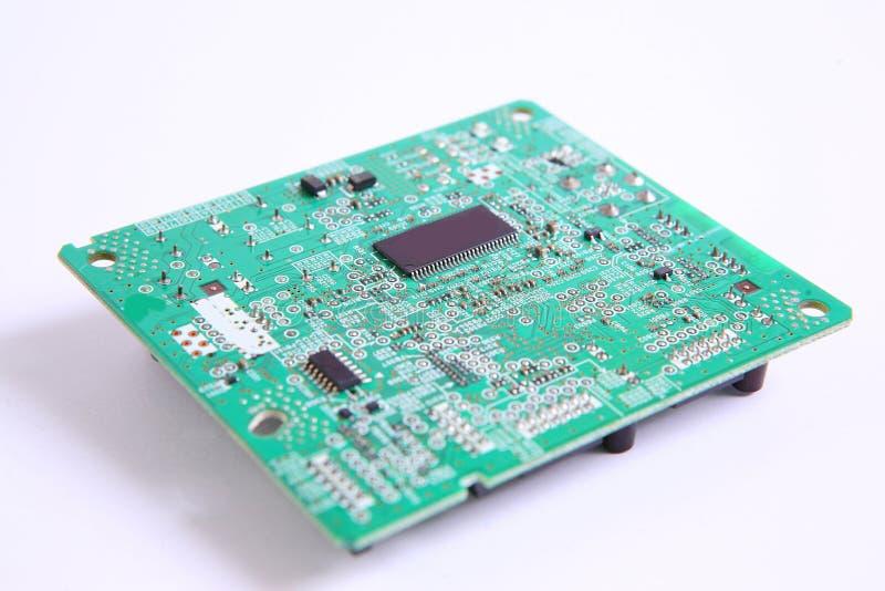 micro circuito del computer immagini stock
